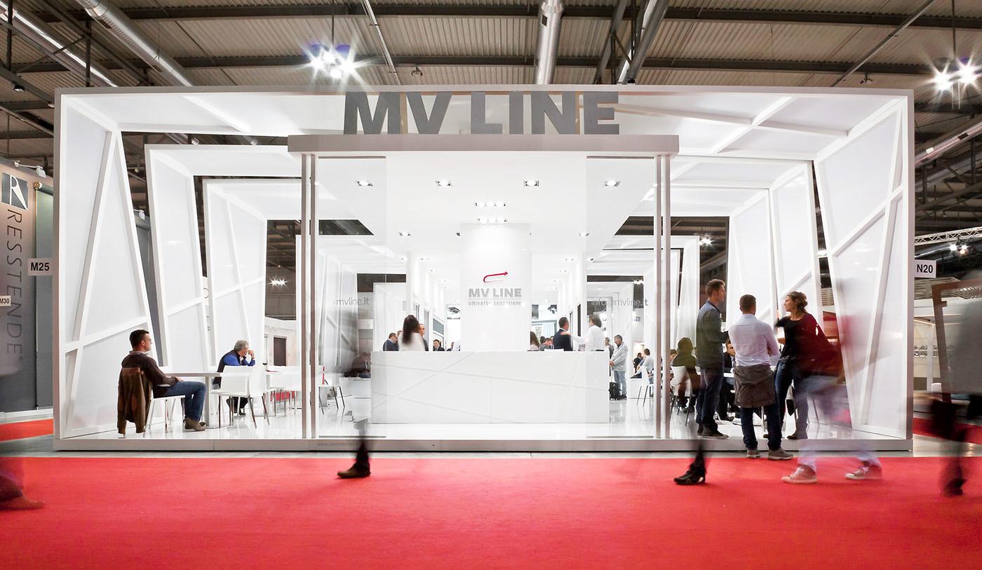 stand mv line Expo di Milano