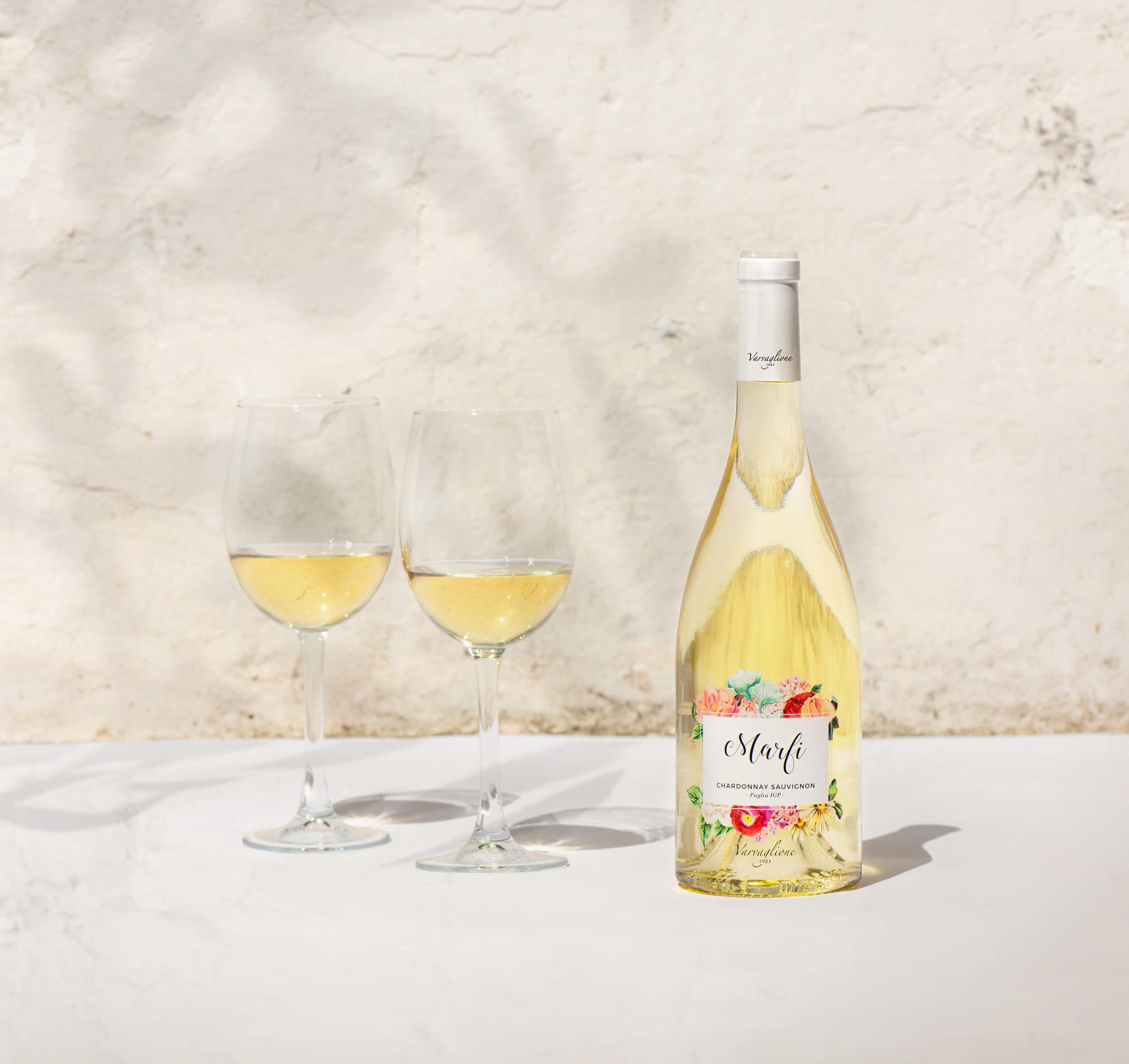 packaging bottiglia vino Varvaglione