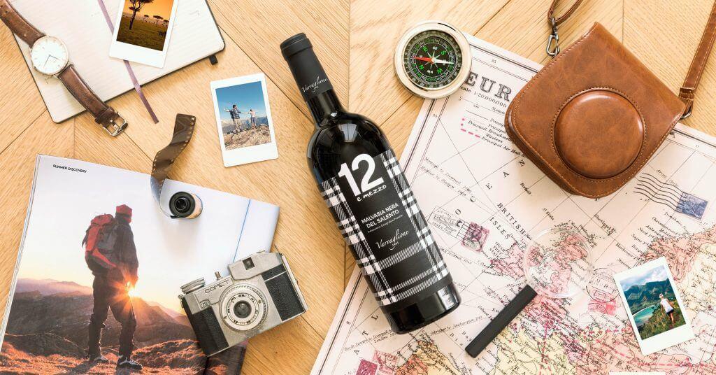 shooting bottiglia avventura varvaglione