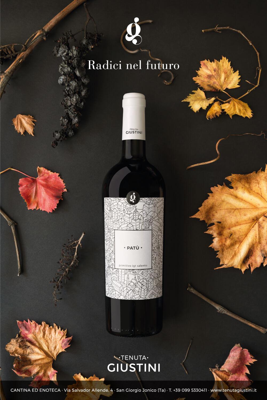 label vino tenuta giustini